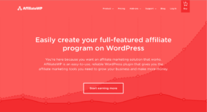 affiliste plugin for wordpress